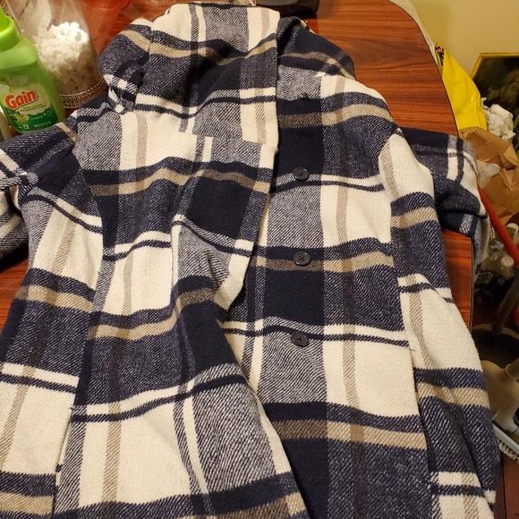 Mossimo Supply Co. Jackets & Blazers - Mossimo jacket hoodie
